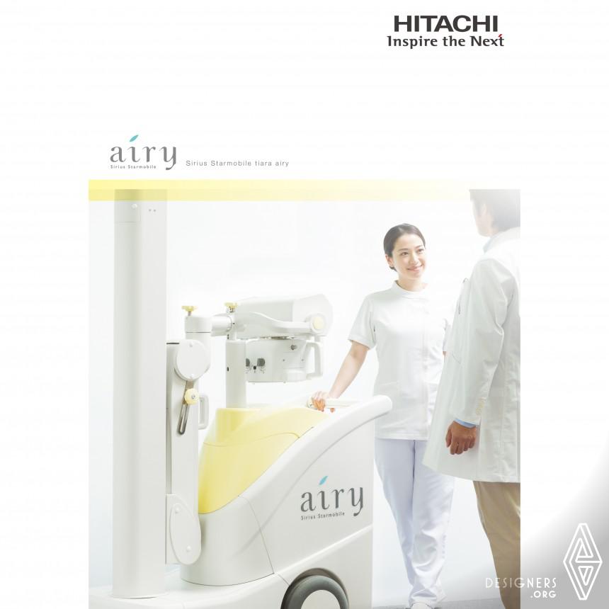 HITACHI airy Pamphlet