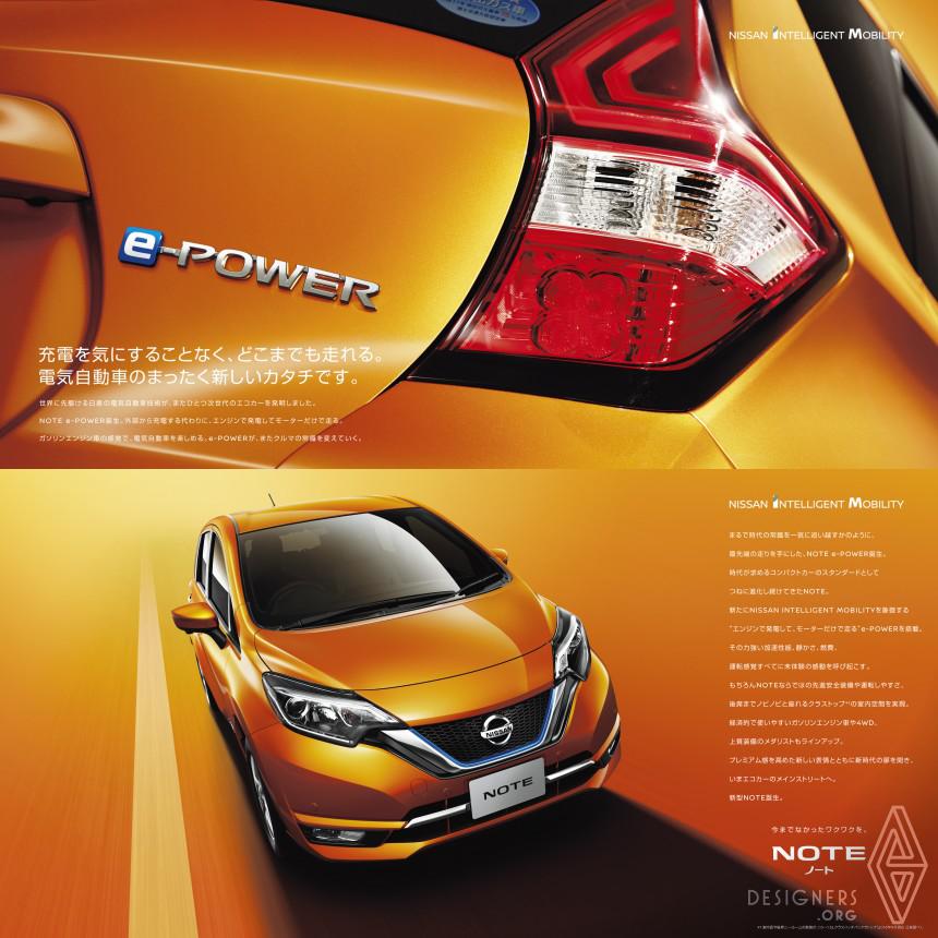 Nissan NOTE Brochure