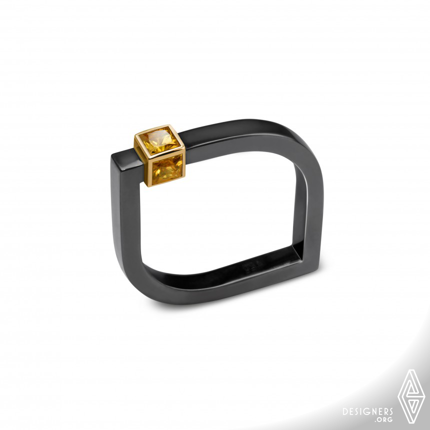 Amulet Eye Ring Pendant