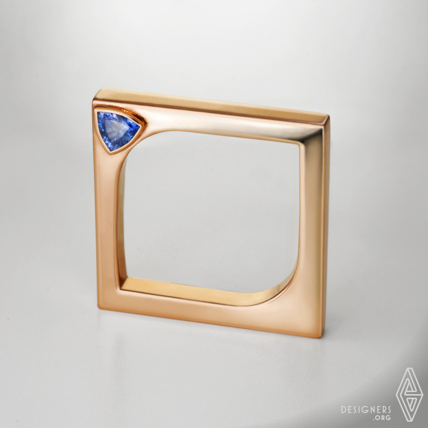 Inspirational Ring Pendant Design