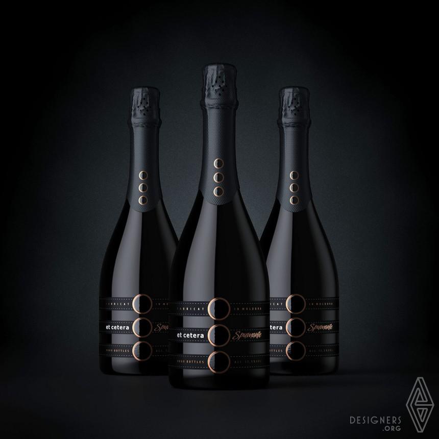 Inspirational Wine Label Design