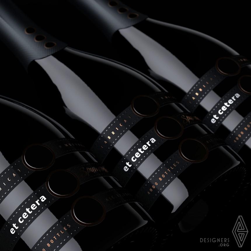 Et Cetera Spumante Wine Label Image