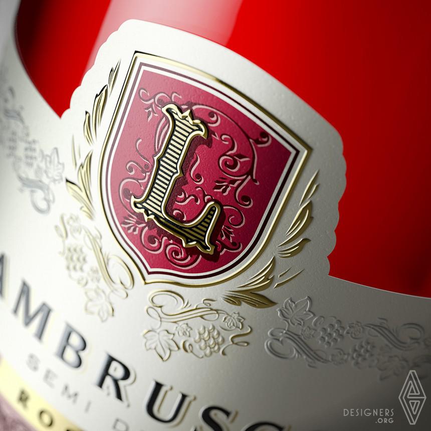 Inspirational Wine Label Design  Design