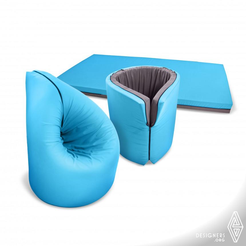 Paq Chair bed