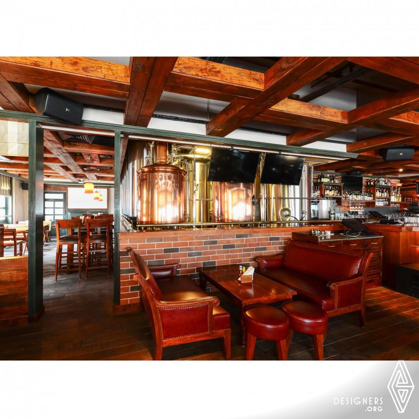 Inspirational Restaurant and bar Design