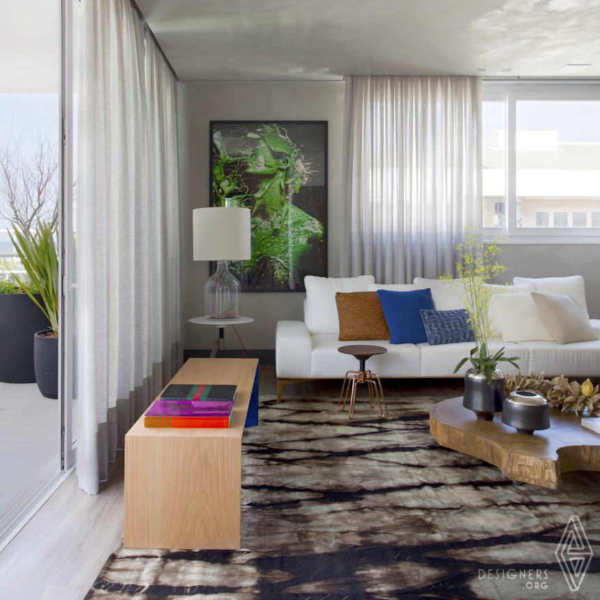 Inspirational Summer Penthouse Design