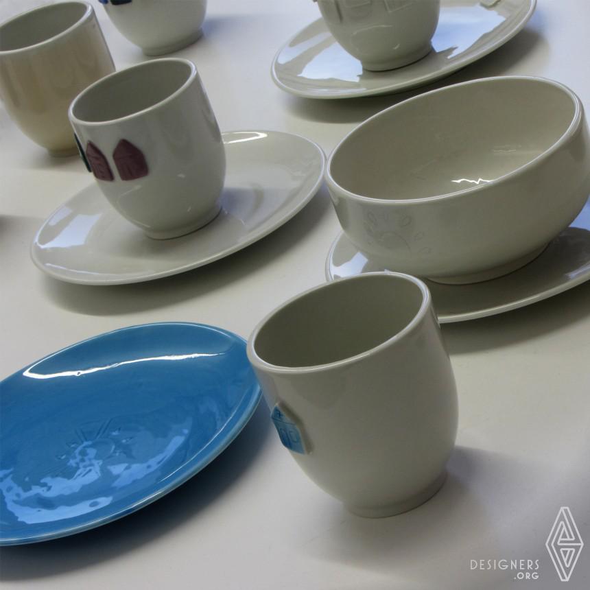 Inspirational Tableware Design