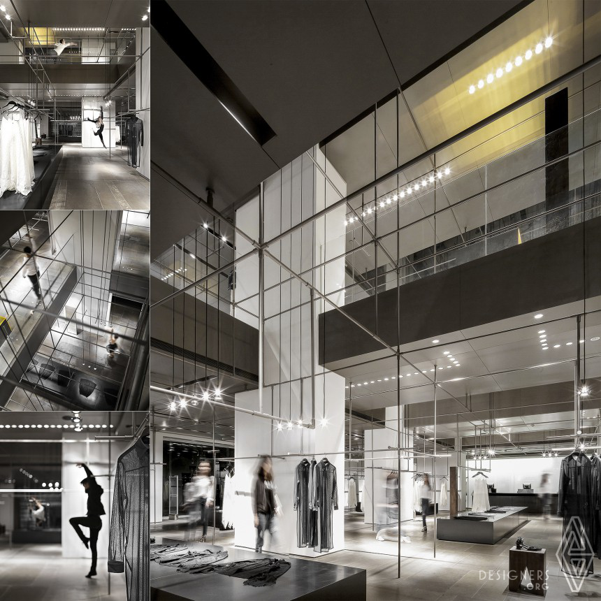 Urben Revivo Shop by Ann Yu Clothing Concept Store Image