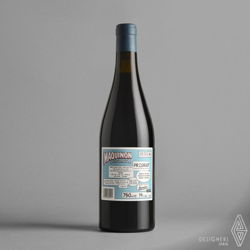 Inspirational Wine bottle Design