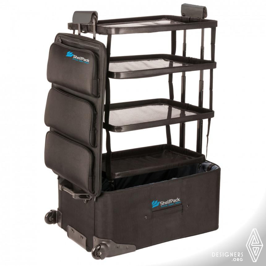 ShelfPack Luggage packing system Image