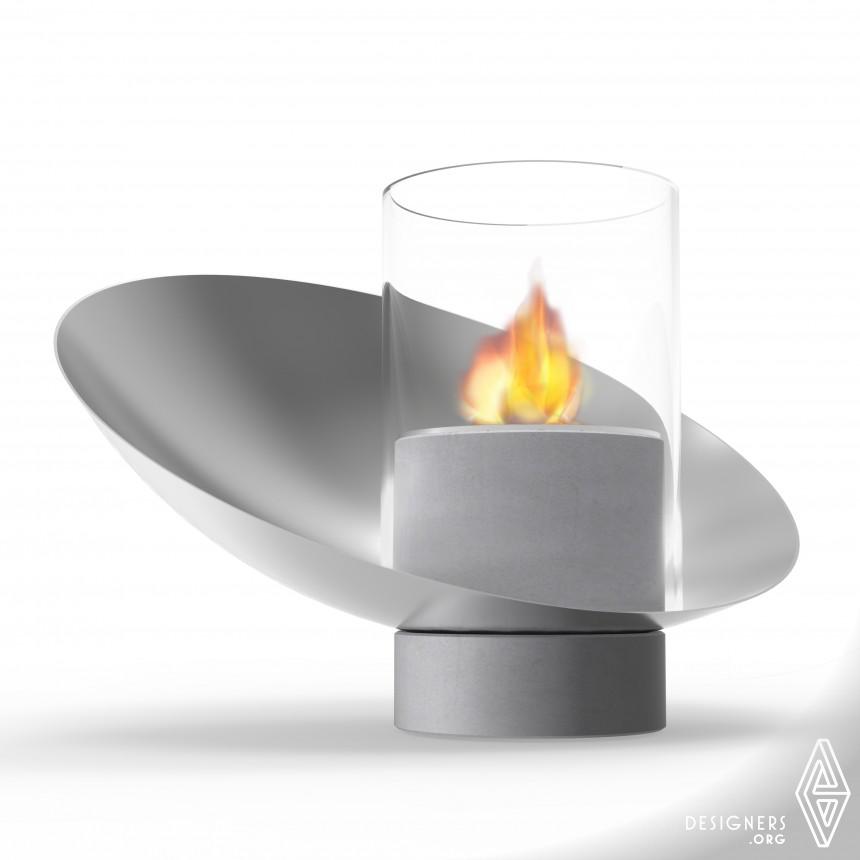 Piro Bioethanol fireplace