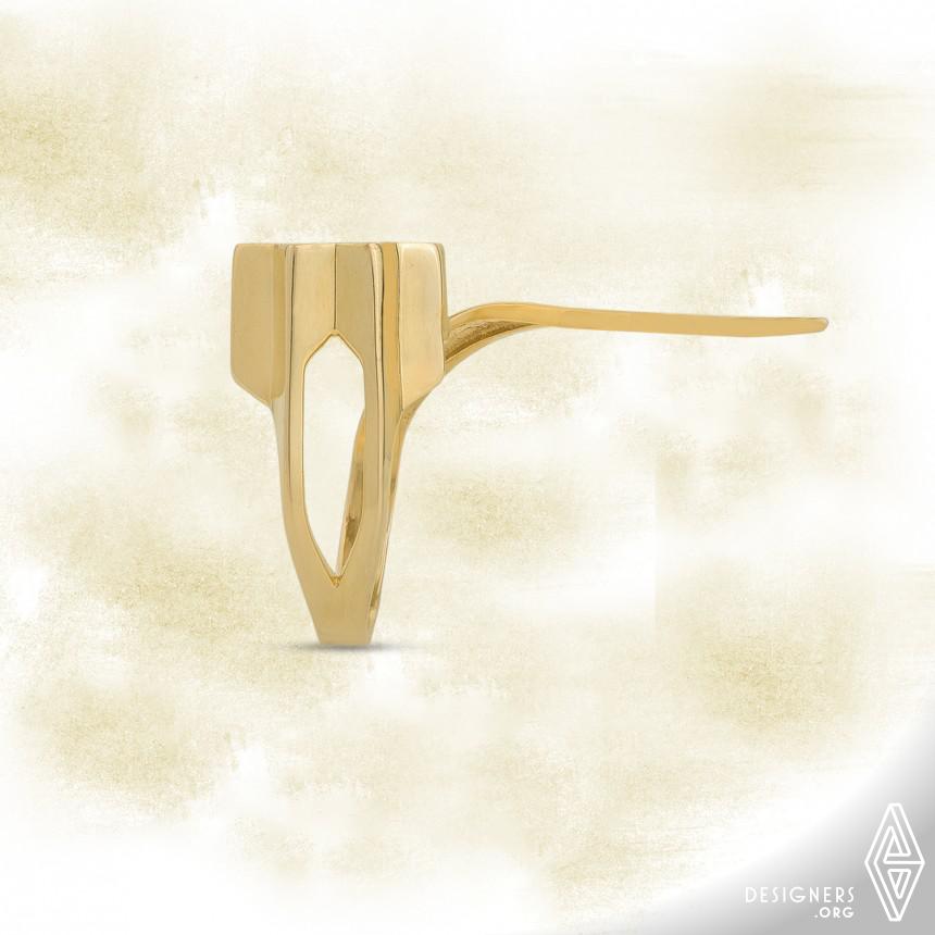 Azadi Tower  Ring Image