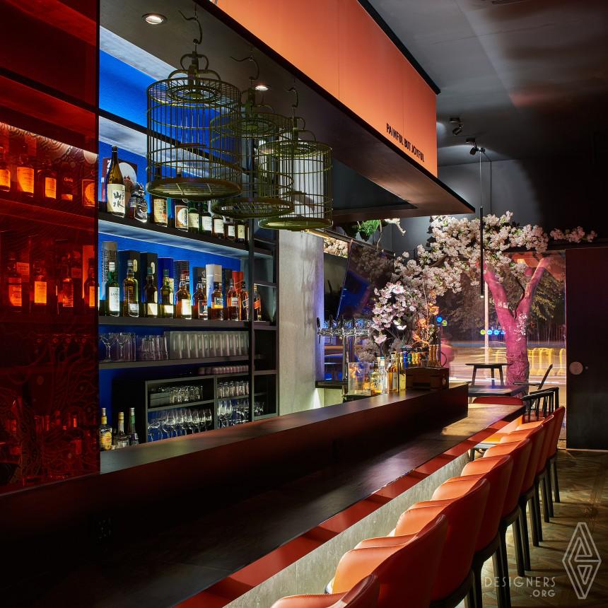 Dule Japanese style Izakaya Japan resides wine house
