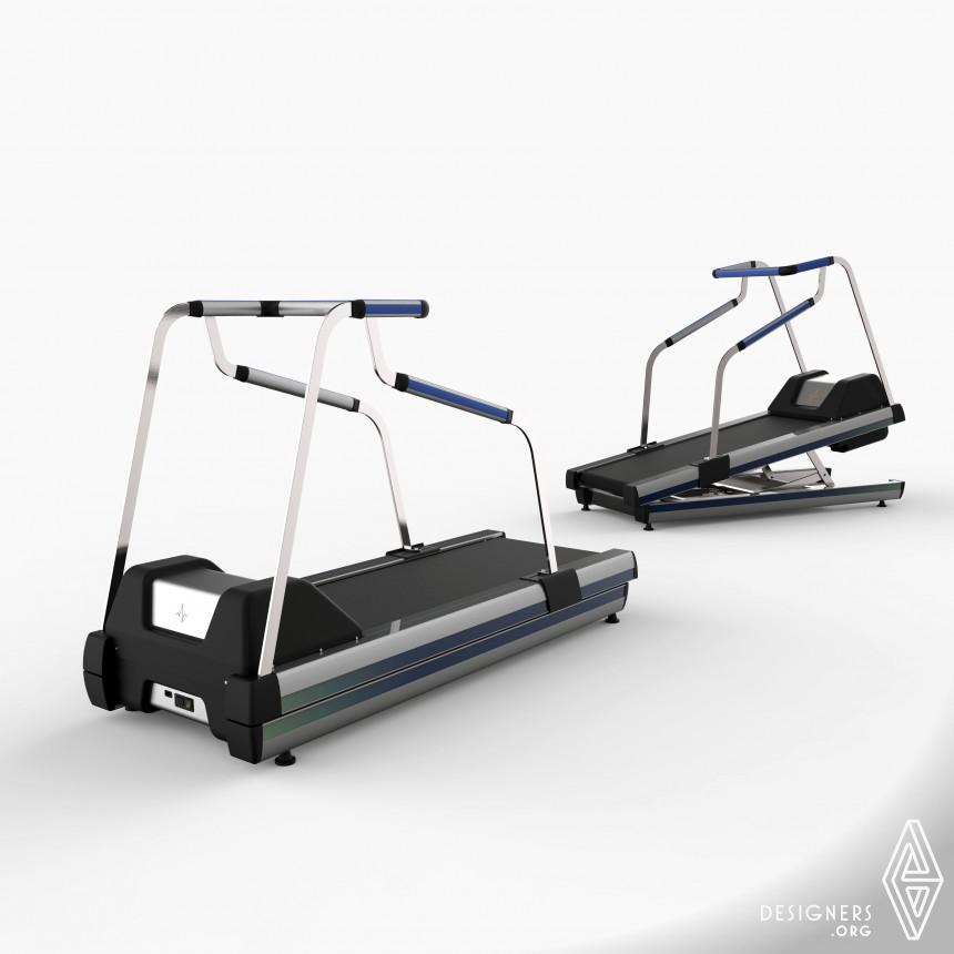 Kardinero Medical Treadmill