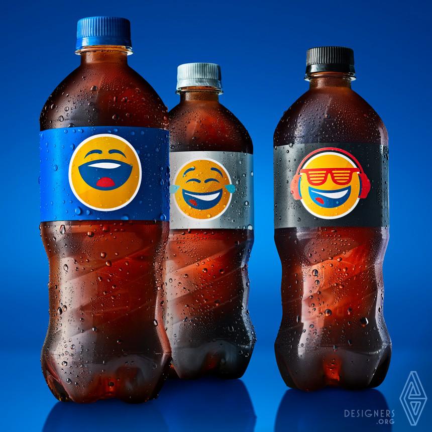 PepsiMoji PEC Bottle