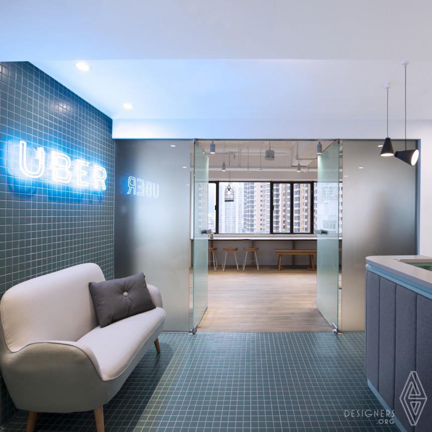 Uber HK Workplace Office
