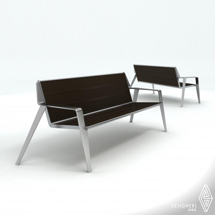 Monochrome Bench