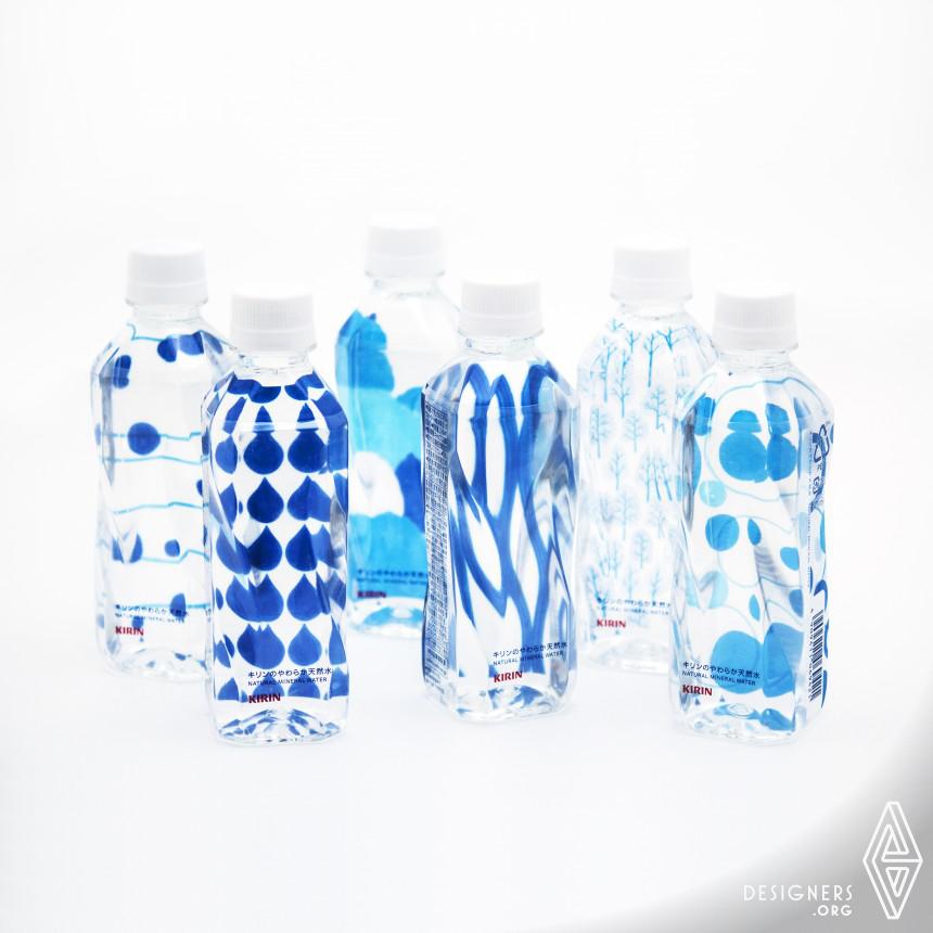 Kirin Natural Mineral Water Bottled water package