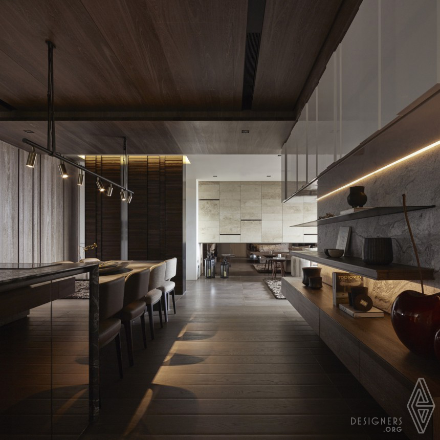 Quadrant‧Limitations Residential Image