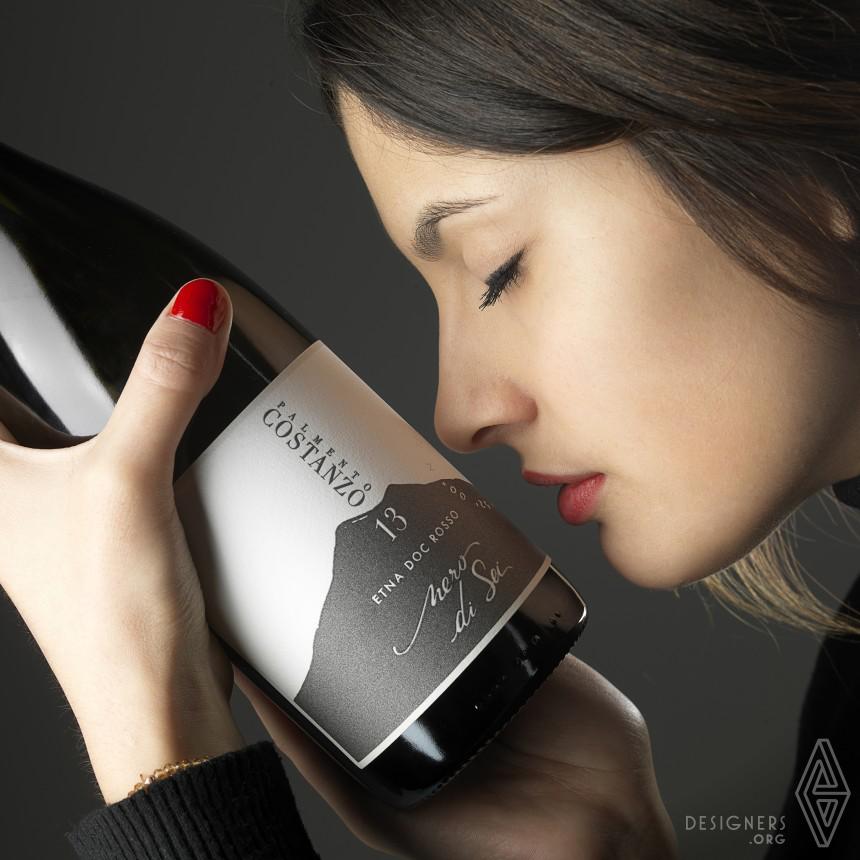 Nero di Sei / Bianco di Sei Wine label