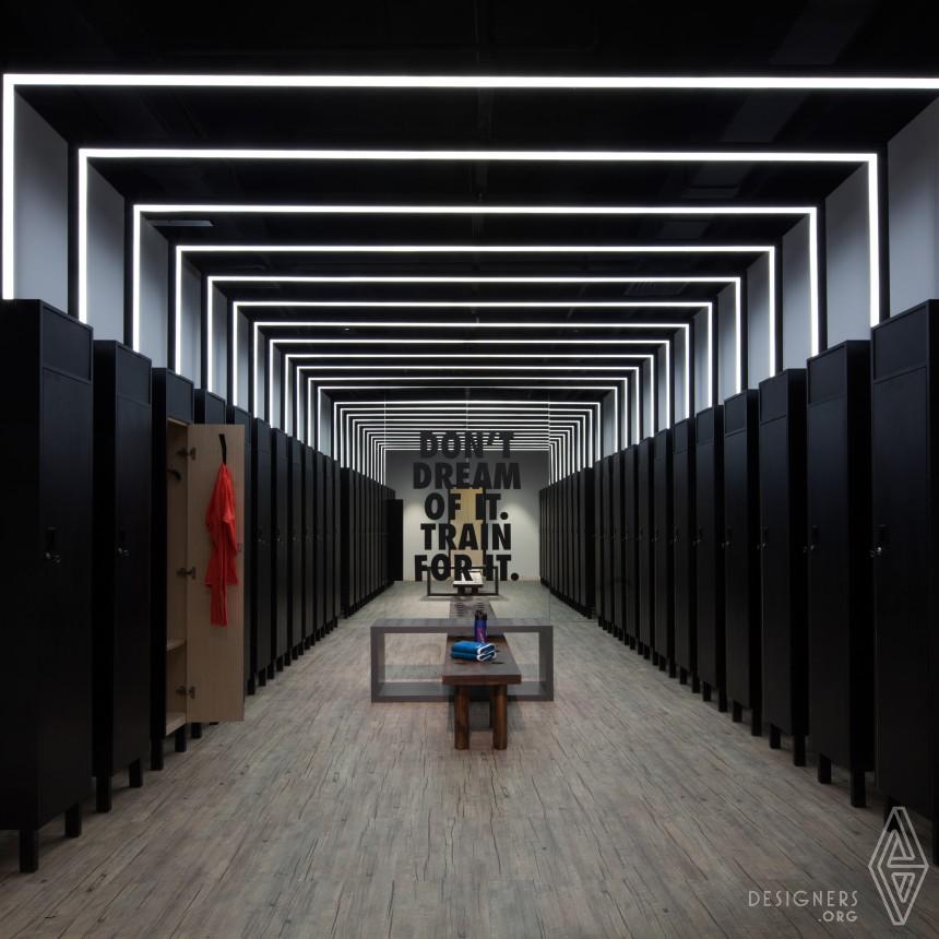 Nike Studio Beijing Retail Pop-up
