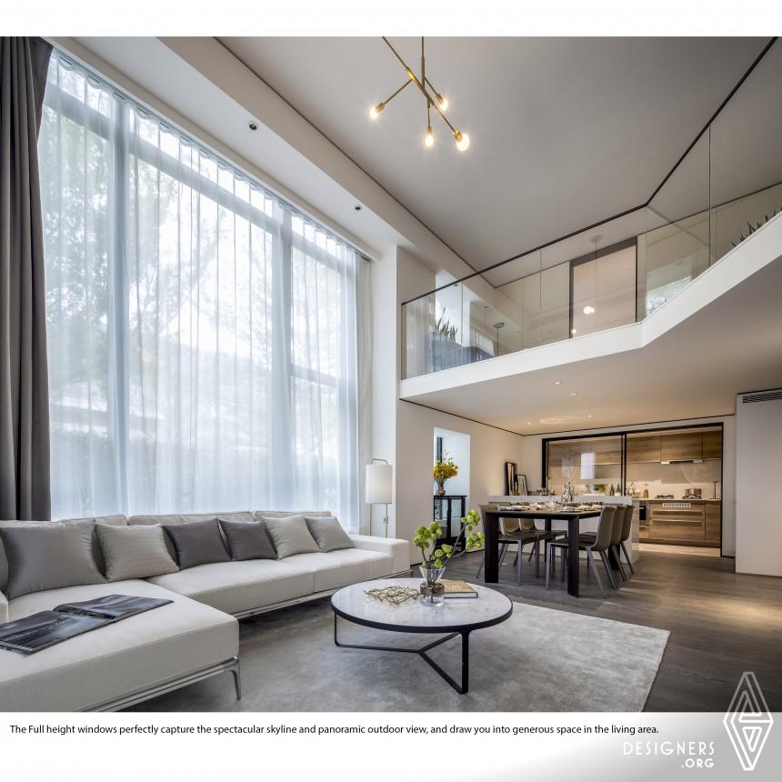 Vanke Hongshuwan Show Flat Residential show flat