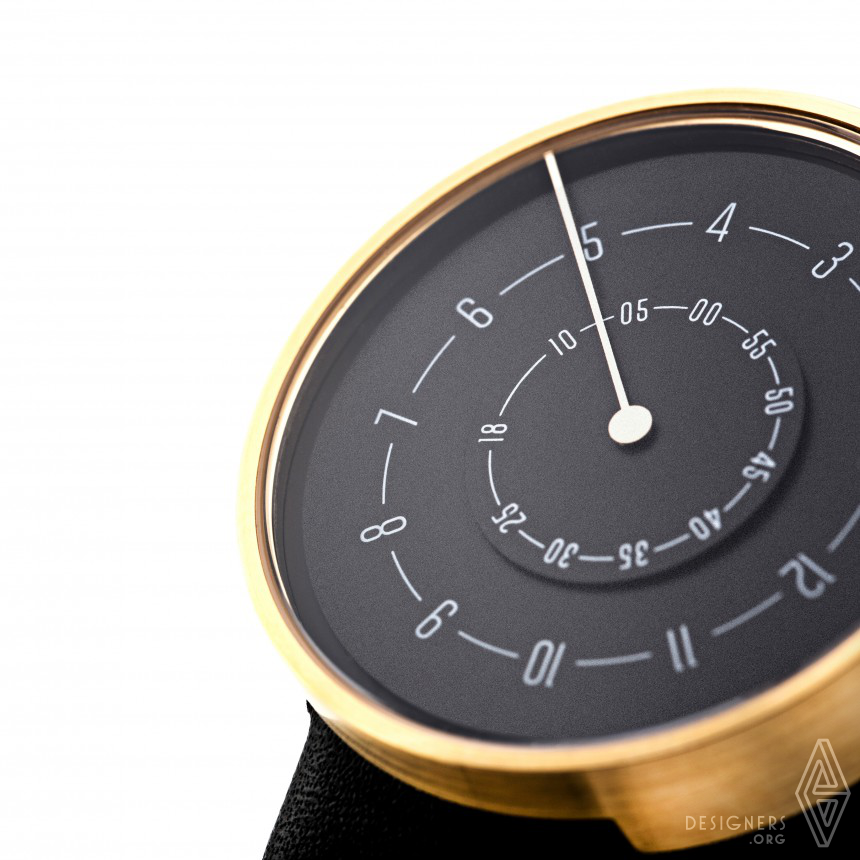 ULTRATIME 001 Watch