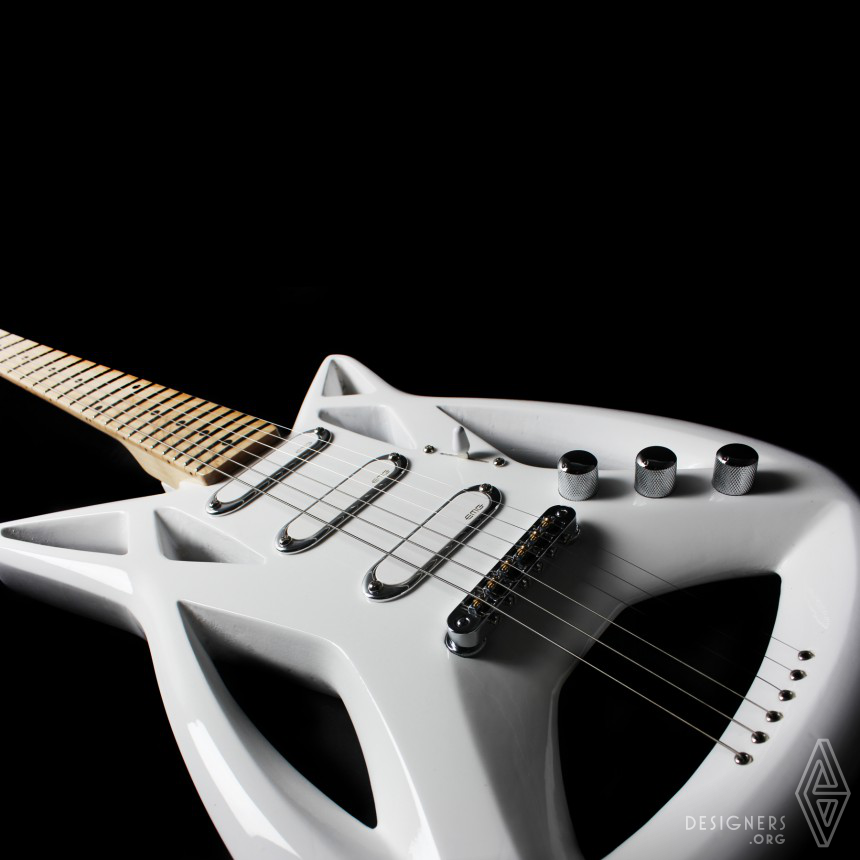 Inspirational Electric guitar Design