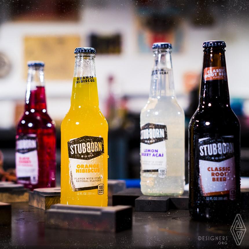 Stubborn Soda Beverage Packaging