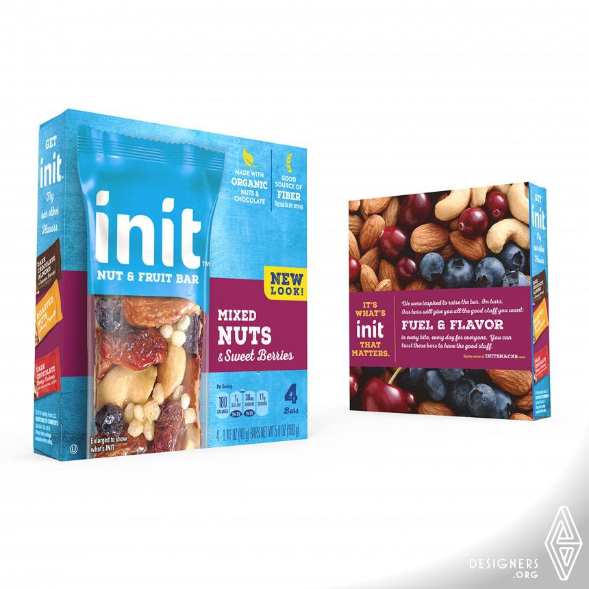 INIT Fruit & Nut Bar Snack Bar