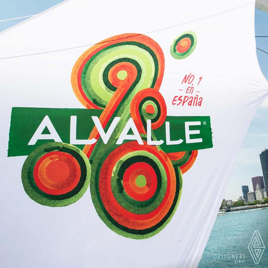 Alvalle Gazpacheria Event  Consumer Experience