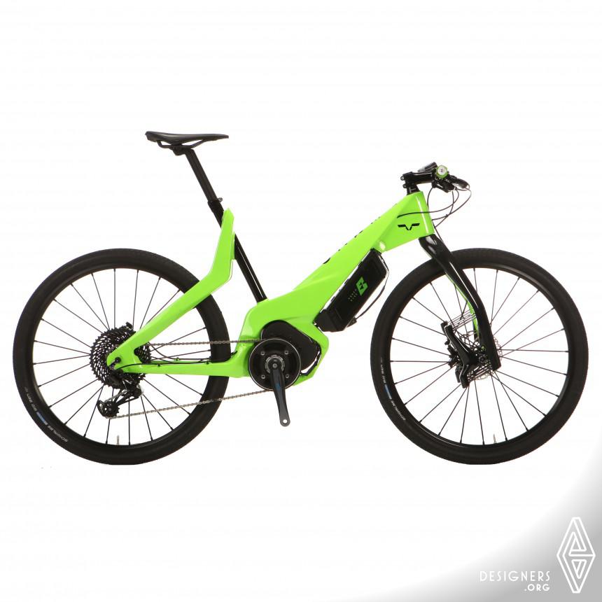 VERZO eCo i1 Electric bicycle
