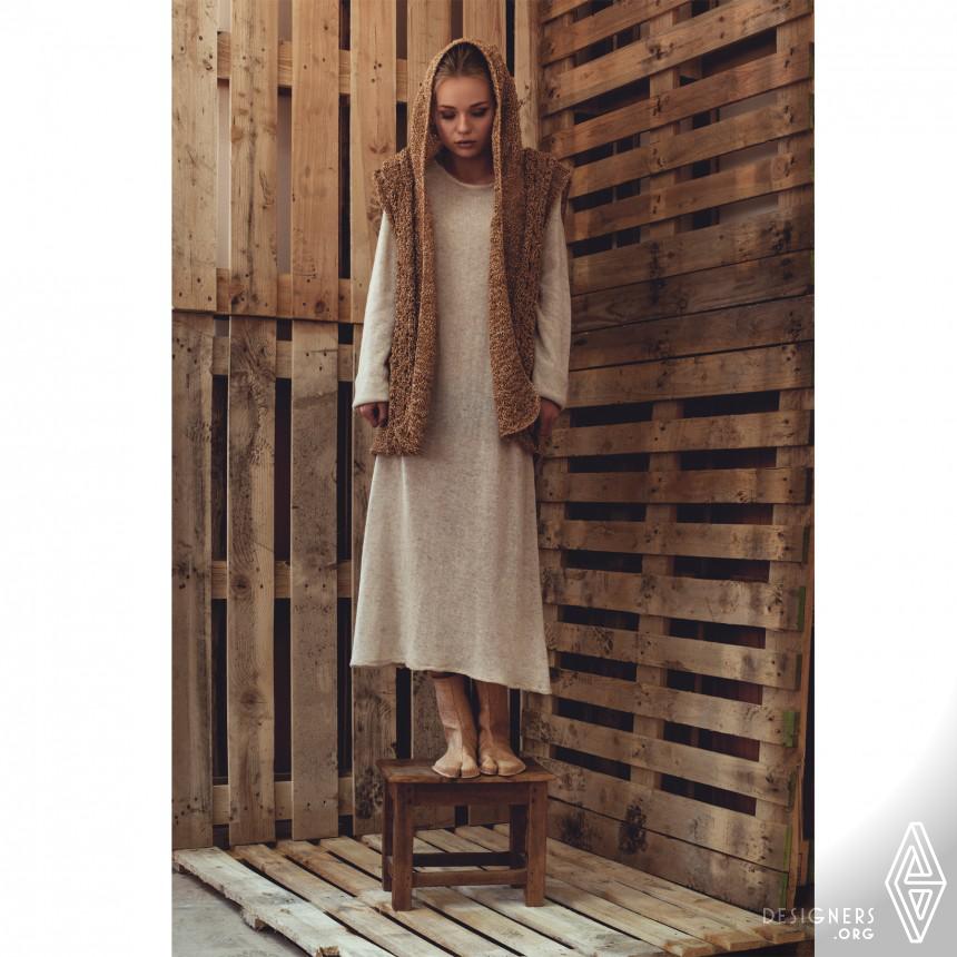 Inspirational Cork Knitwear Design