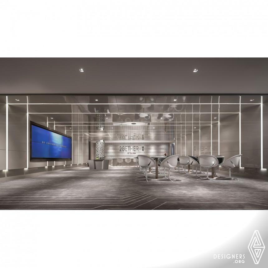 Inspirational Sales Office Design