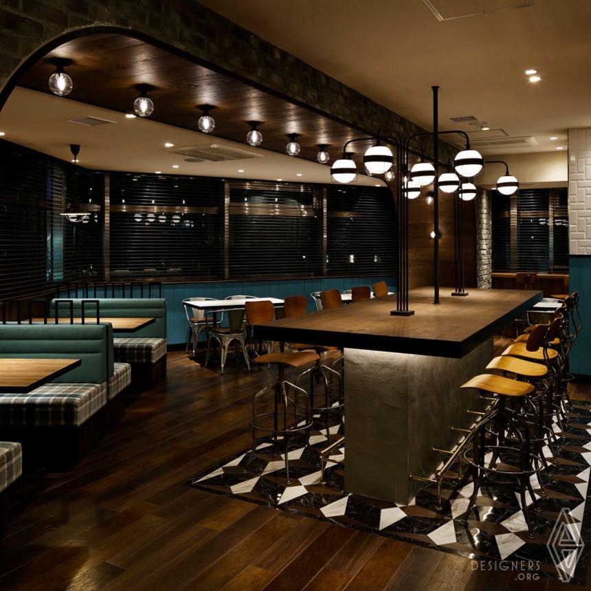Inspirational Bar restaurant Design
