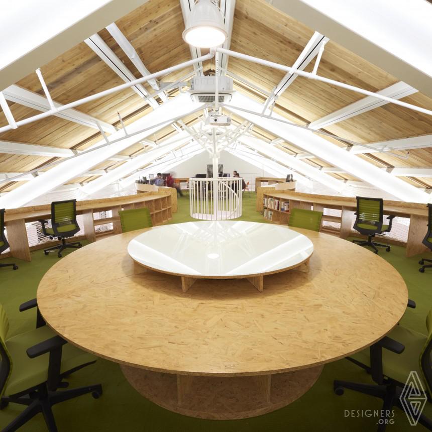 Unbot inc. Office Design Office