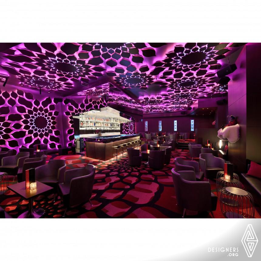 Razzmatazz Night club bar