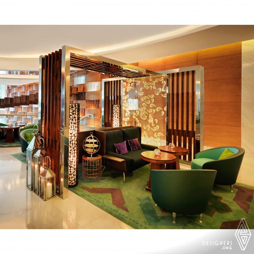 The Tea Lounge Hotel Lobby