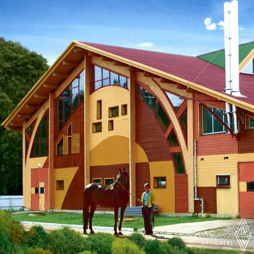 Equitorus  Equestrian sport center