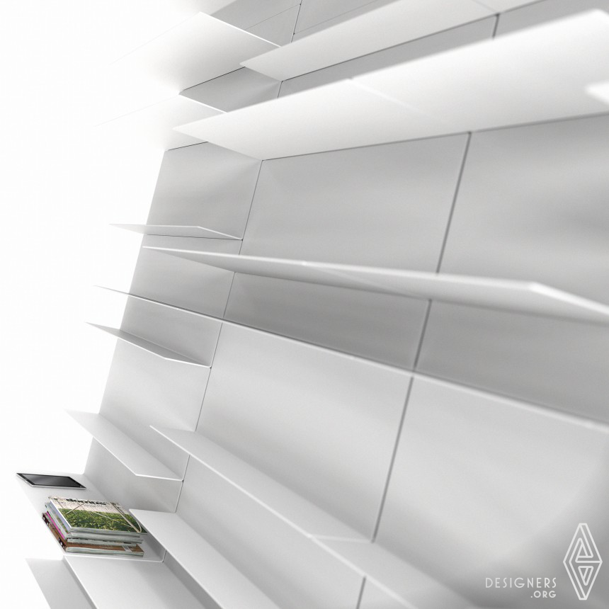 Unu Shelf and Wardrobe System