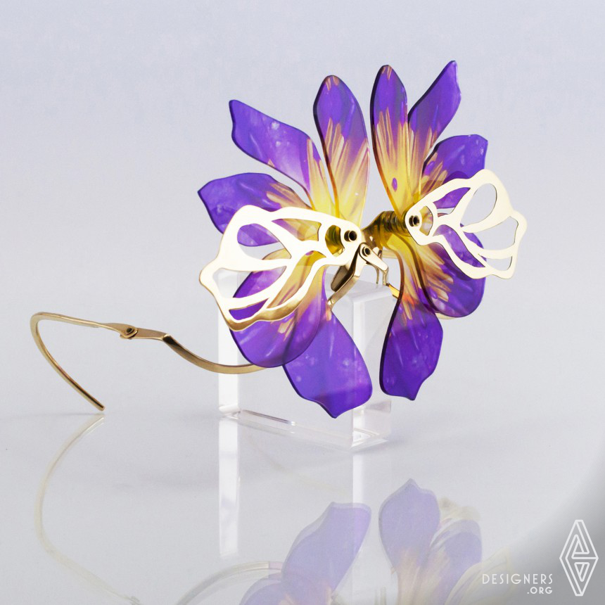 Blooming Folding Eyewear