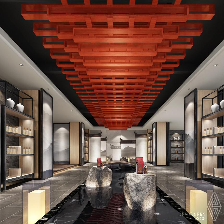 Great Design by Jianjing Cai of TRD