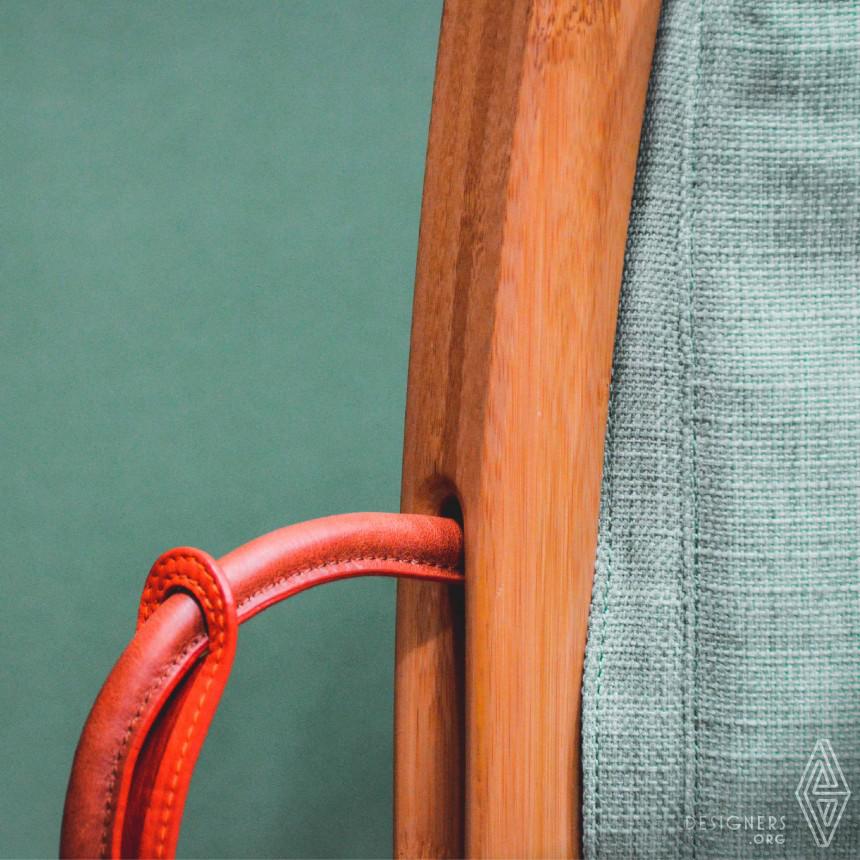90 Deg Bamboo Chair Within Bag Image