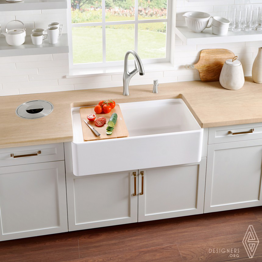Blanco Profina Apron Front Kitchen Sink