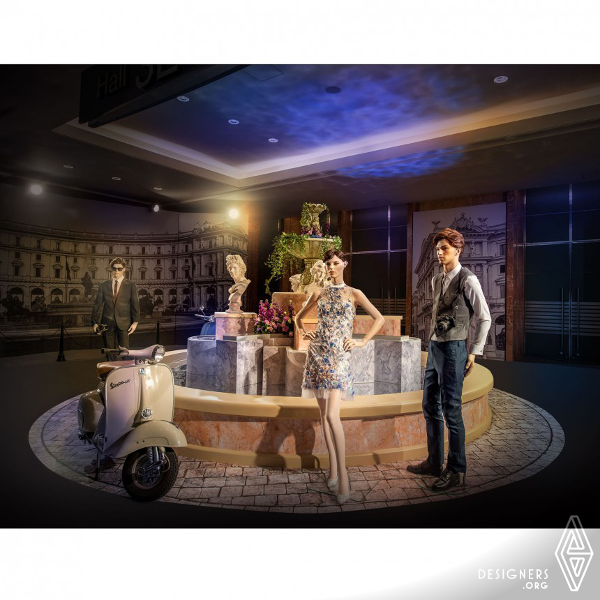 Movie Queen Tributes Entrance installations Image