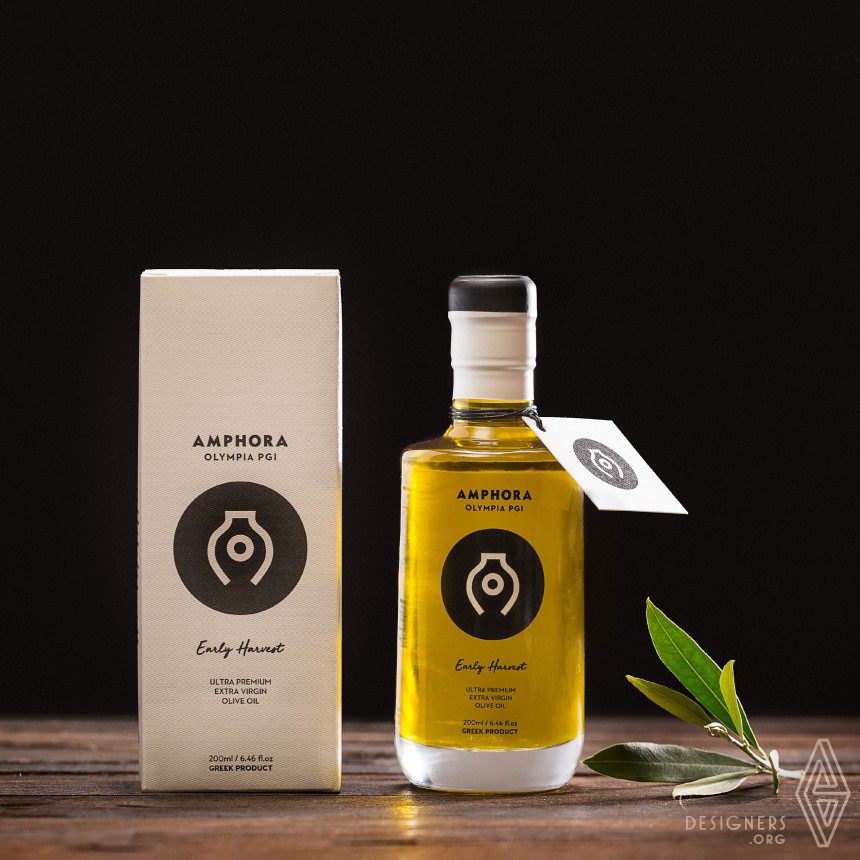 Amphora Olympia Extra Virgin Olive Oil