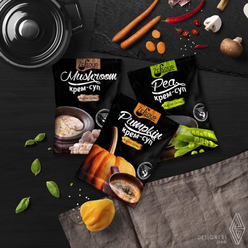 ZeSoup Instant cream soups Image