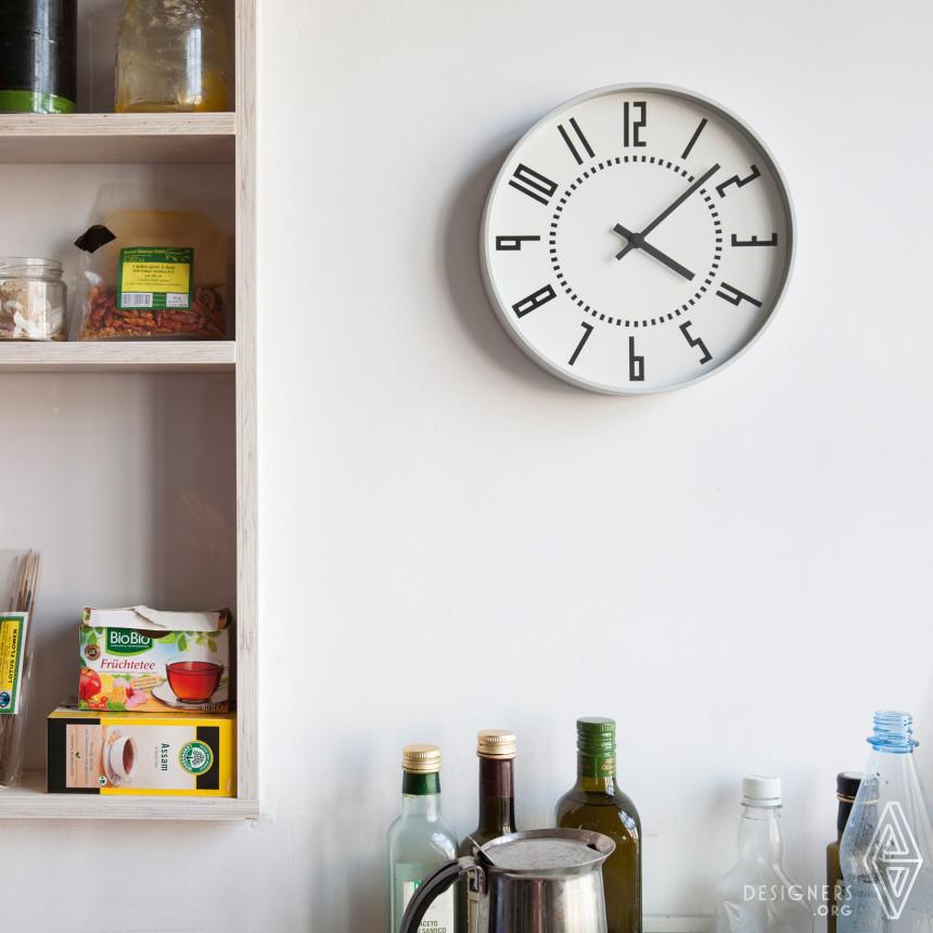 Eki clock Wall clock Image