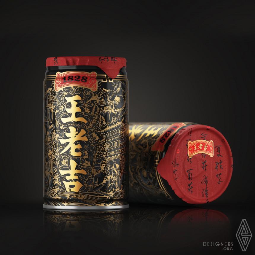 Wanglaoji Recipe 1828 Beverage