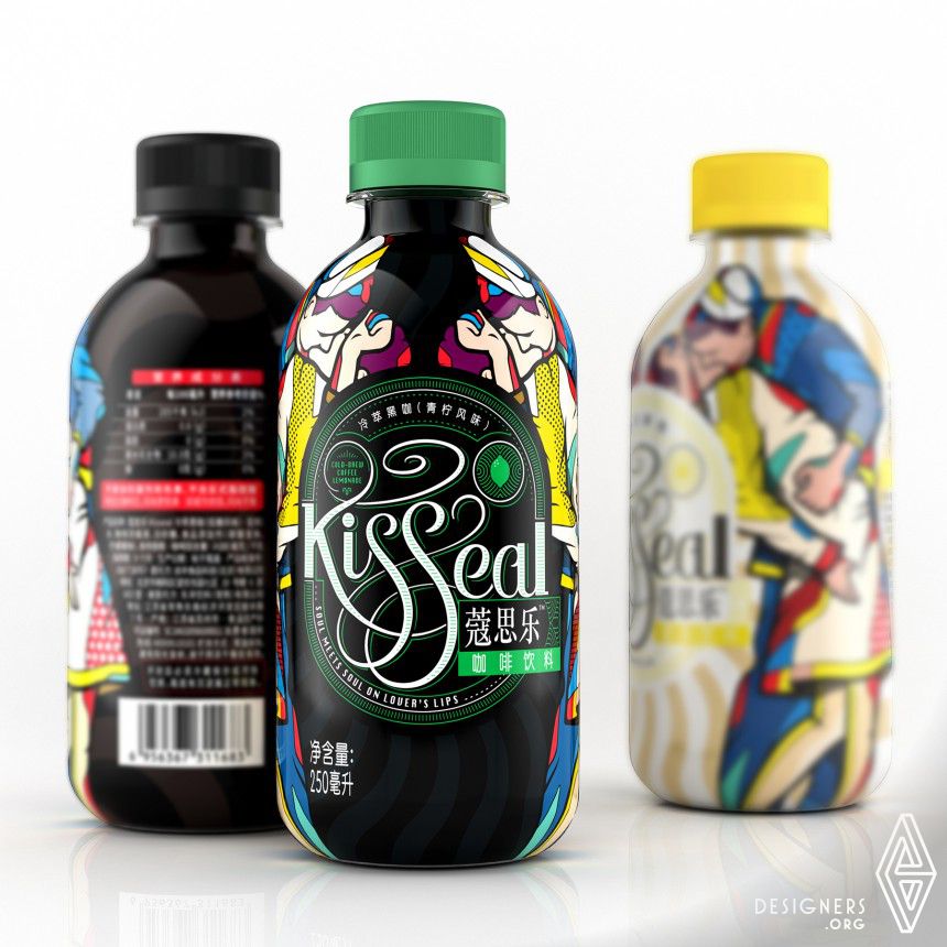 Inspirational Beverage  Design